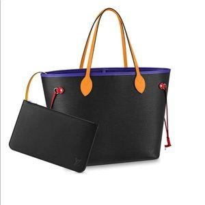 Never full MM LV tote Bag